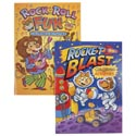 Coloring Book Rocket Blast And Rock & Roll Fun In Pdq 2 Assorted