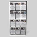 Wall Decal Color Your Own 168pc Display 12 Asst 5.5 X 8.5 # Rcyo-8555
