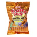 Candy Fluffy Stuff Scaredy Cats Cotton Candy 2.1 Oz Bag Watermelon & Grape Flavor