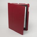 Tablet Stand Slim Red Protective Folio Case