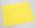 Poster Board Canary Yellow 22 X 28