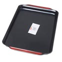 Serving Tray Black 17.5 X 11.5 In 48pc Pdq/pp