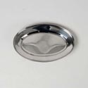 Stainless Steel Oval Platter 8 Inch #oi-039