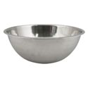 Stainless Steel 13 Qt Mixing Bowl Matte Finish