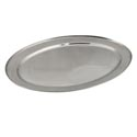 Stainless Steel 20 Inch Platter Oval