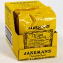 Cough Lozenges 30ct Honey Lemon Jakemans Menthol Oral Anesthetic In Boxed Pdq *2.99* See N2