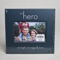 Photo Frame 6 X 4 My Hero Courage, Bravery And Love *6.99* # 26041wx