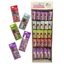 Aromatherapy 120pc Display 5 Assorted See N2 Aroma Gura