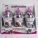 Activity Kit Unicorn Craftaccino In 6pc Pdq *9.99* See N2 #610023-3 **do Not Sell In Ca**