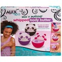 Body Butter 3ct Activity Kit Whipped Mix & Makeup *12.99* Bxd #624020-3 **do Not Sell In Ca**