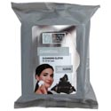 Facial Makeup Cleansing Wipes 30 Ct Charcoal