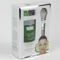 Face Mask Gel Cucumber 5oz W/applicator Boxd Spa Scriptions Boxed