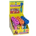 Abc's Talking Crayon Writer 3 Colors In 12pc Counter Display Batt Included Ref #abc-cw