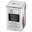 Face Mask Charcoal Gel 1.7oz W/applicator Boxed