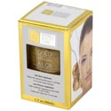 Face Mask Gold Gel 1.7oz W/applicator Boxed
