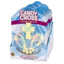 Easter Candy Heavenly Cross Puzzle & Bracelets 2 Oz Counter Display