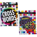 Crossword Puzzles Lg Print 80 Pg 2 Assorted In Pdq