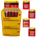Batteries Kodak Super Heavy Duty 1080pc Pallet Display See N2