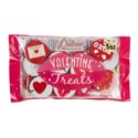 Valentine Candy Val Treats 5.0 Oz Milk Chocolate Flavored Laydown Bag