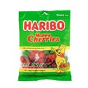 Gummi Candy Haribo Twin Cherries 4oz Bag