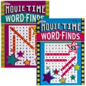 Word Finds Movie Time 2 Asst B3170 In Floor Display Ppd $3.95