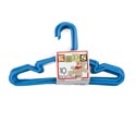 Hangers Tubular Blue 10pc Kids