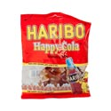 Gummi Candy Haribo Happy Cola 4 Oz Peg Bag
