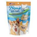 Cat Treats Choice Chicken Flavor 2.1 Oz Bag In Counter Display