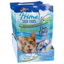 Cat Treats Tasty Tuna Flavor 2.1 Oz Bag In Counter Display Exp Date 06/2019
