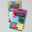 Word Squares Puzzle Book 2 Asst 112pg In Pdq Ppd $3.95