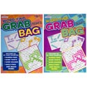 Word Find Grab Bag 96pg 2 Asst Floor Display B3470f Ppd $3.95 Made In Usa