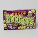 Candy Gummy Boogers 3.25 Oz Theater Box In Floor Display #37099