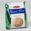 Cookies Sugar Free Oatmeal 7oz Bag Mrs. Pure's