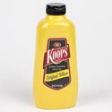 Mustard Original Yellow 18 Oz Koops Squeeze Bottle Exp. 12/19