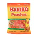 Gummi Candy Haribo Peaches 4oz Peg Bag