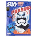 Coloring Book Starwars 7 Captain Phasma 96pgs In 24pc Display Box