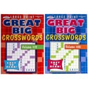 Crosswords Great Big 2 Asst In 120 Ct Floor Display Ppd $4.95