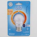 Light Bulb Led A15 4w = 40w Ge Daylight Med Base *9.00* Clear Finish Carded