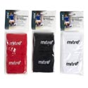 Wristband Pair Mitre Asst Colors Carded *5.99*
