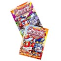 Color/activity Book Crazy Carzz Bilingual In 24pc Pdq 2 Assorted