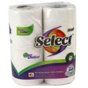 Bathroom Tissue 4pk 150ct 2 Ply Select Poly Wrap