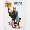 Coloring Book Despicable Me 3 96 Pages In 24pc Display Box