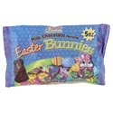 Easter Candy Chocolate Flavored Bunnies In 5 Oz Bags In Pdq