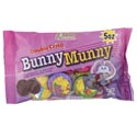 Easter Candy Double Crisp Bunny Munny 5oz Foilwrap In Bag In Pdq