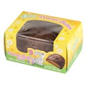 Easter Candy Peanut Butter Fil'd Milk Choc Flavor Egg Window Box In 16pc Pdq