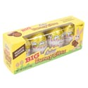Easter Candy Big Bunny Bites Pnut Buttr 4x1 Oz Eggs Wndw Box Foil Wrapped Eggs
