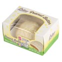 Easter Candy White Choc Egg Pnut Butter Filling 3oz Boxed/pdq