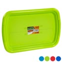 Serving Tray Rectangular 15x10 4 Colors In Pdq