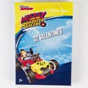 Valentine Cards 32ct Mickey Mouse Showcase *1.99*
