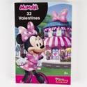 Valentine Cards 32ct Minnie Mouse Showcase *1.99*
